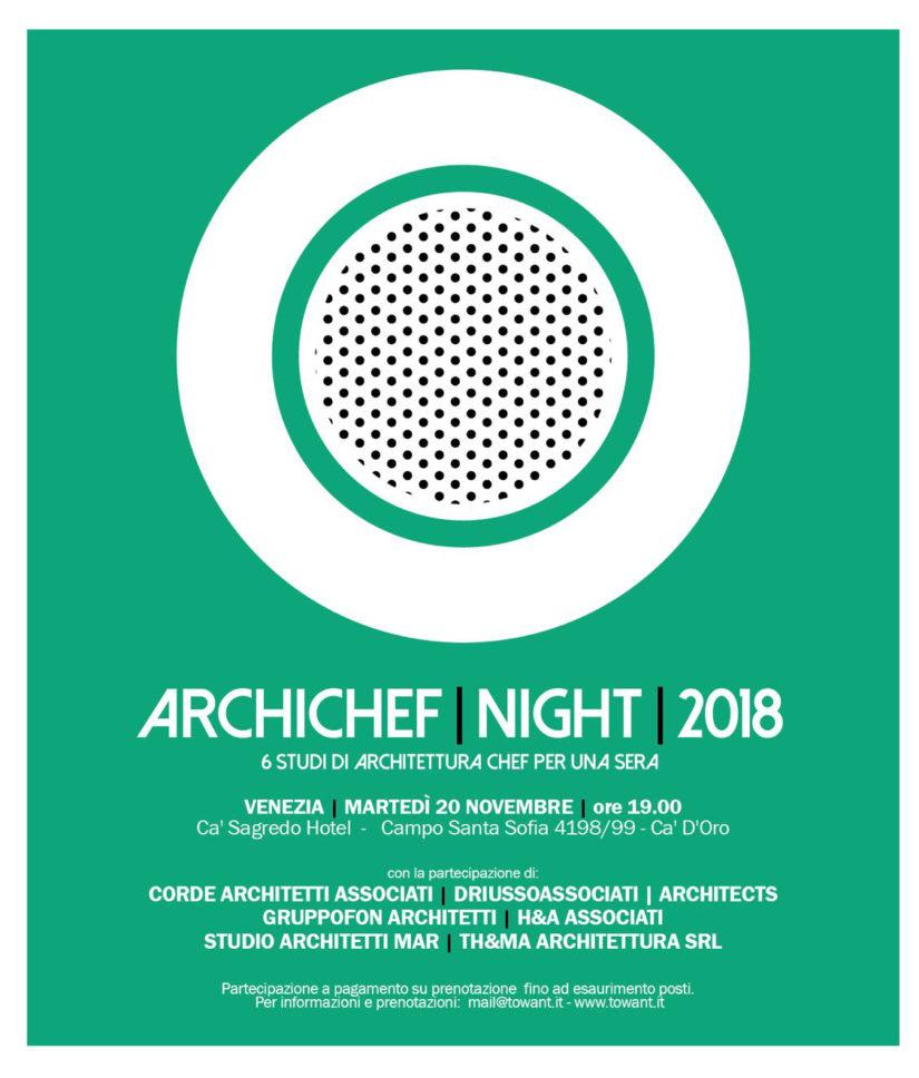 ARCHICHEF | NIGHT | 2018