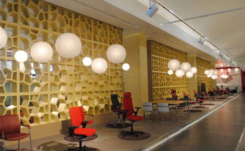 Maroc Bureau Showroom Casablanca